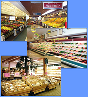 Supermarket Refrigeration: Coolers and Freezers for Supermarkets, Walk-In Refrigerators and Freezers for Supermarket Storage, Supermarket Display Cases, Supermarket Merchandisers