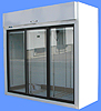 Glass Swing Door Reach-In Coolers